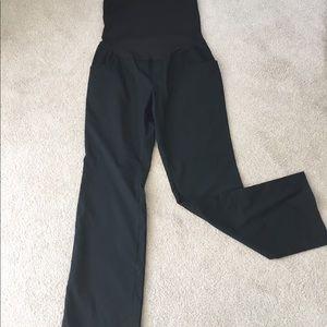 Liz Lange Maternity Dress pants size 8